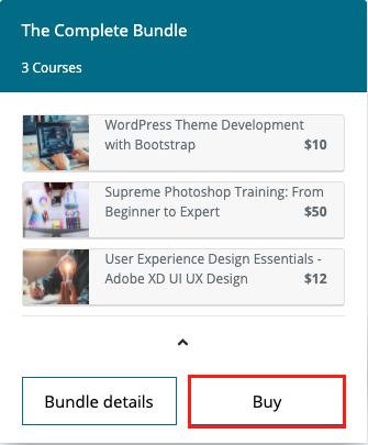 Academy LMS Course Bundle Subscription Addon - 8