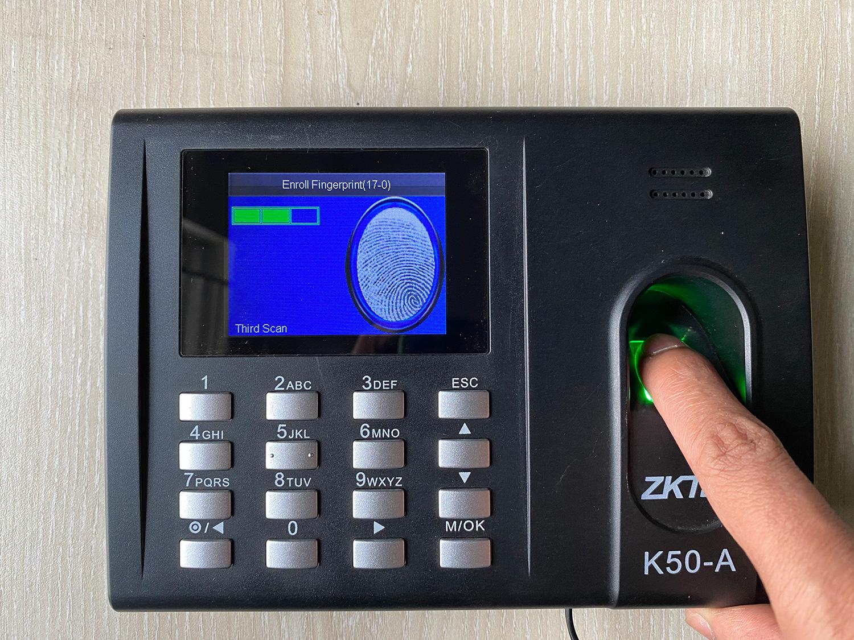 Ekattor Student Biometric Attendance Addon - 1